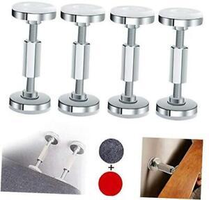 Headboard Stoppers, 4 Pcs Adjustable Bed Frame Anti-Shake Tool, Headboard