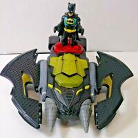 Imaginext BatWing DC Super Friends Batman 2012 Fisher-Price jet