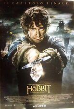 Lo Hobbit - La Battaglia delle Cinque Armate - poster film 70x100