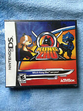 ZhuZhu Pets: Kung Zhu (Nintendo DS, 2010) SEALED