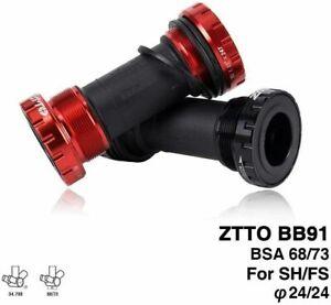 BB91 Bottom Bracket Hollowtech II BSA Threaded 68-73mm for SHIMANO SRAM GXP UK