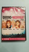 Queens of Nashville (DVD, 2013) New