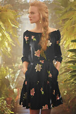 NWT Anthropologie Lolanthe Dress by Lil Navy Size L