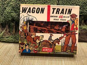 AIRFIX WAGON TRAIN HO scale
