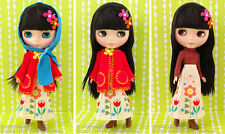 """Takara Tomy TENUE / OUTFIT  Blythe Shop Limited """" Fall Whisper """" comme neuf mint"""