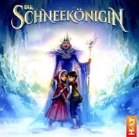 DIE SCHNEEKÖNIGIN - HOLY KLASSIKER 34   CD NEW HOLY,DAVID/JÜRGENSEN,DIRK