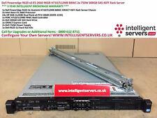 Dell PowerEdge R620 2x E5-2660 96GB H710/512 2x750W iDRAC7 600GB SAS Server