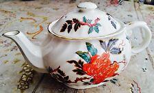 "Vintage (1950s) James Kent ""Old Foley"" Eastern Glory English Bone China Teapot"