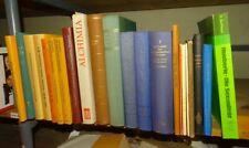 20 Bücher - Chemie Pharmazie Alchemie Baustoffe Transistor Sexualität - 20. Jh.