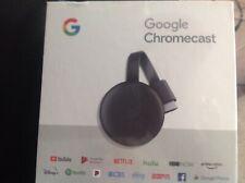 Google Chromecast (2nd Generation) HD Media Streamer - Black (Canada)