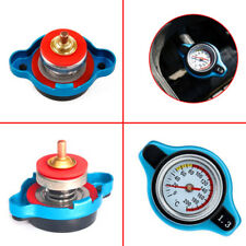 Thermostatic Gauge Radiator Cap 1.3 Bar Big Head Uprated For most of Nissan Ford