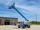 2013 Genie S-40 40' 4WD Diesel Telescopic Boom Lift Man Aerial Platform bidadoo