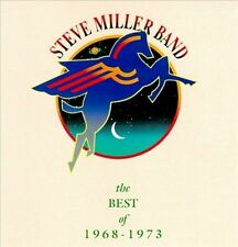 The Best of 1968-1973 by Steve Miller Band (Guitar) (CD, Sep-1990, Capitol)