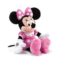 Oficial Disney Tienda Minnie Mouse Clubhouse Medio Juguete Peluche Peluche