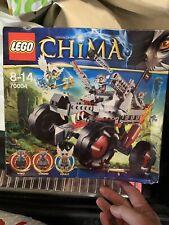 Lego 70004 Legends of Chima Wakz' Pack Tracker Set  NEW BOXED Rare Retired