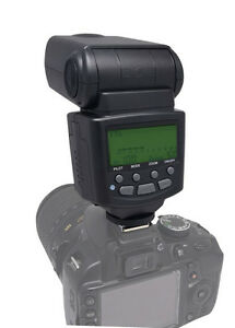 Pro 80D SL430-C E-TTL flash for Canon 7D 6D Mark II 80D 77D 70D EOS Speedlite