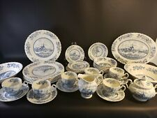Johnson Brothers TULIP TIME China Plates Bowls Cups Saucer Serving Dishes Sugar