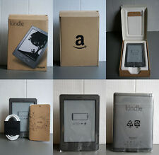 "Amazon Kindle (4th generación) 2GB Wi-Fi 6"" - Gris Grafito"