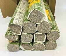 New listing Vintage Ryagarn Yarn 100%Wool Latch Hook Rug England Box of 19 Packs, Light Gray