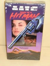 Diary of a Hitman (VHS, 1992)  - New & Sealed!