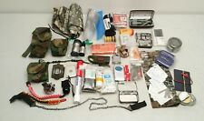 Survival kit bug out Gear 48 hour pack LOT