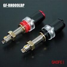 Gaofei GF-RHO09LBP Amplifier Speaker terminals Binding Post, connector
