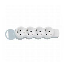 Legrand 4-fach Tischsteckdosenleiste Tischsteckdose Wandsteckdose mit oder ohne