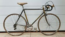 COLNAGO SUPER official racing team KAS 70's vintage italian road bike CAMPAGNOLO