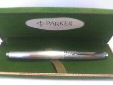 Parker 75 Place Vendôme Godron Fountain Pen
