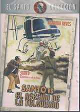 DVD - Santo Vs. El Asesino De La Television NEW El Santo FAST SHIPPING !