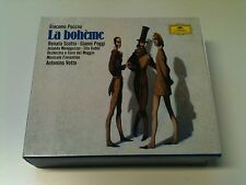 Giacomo Puccini - LA BOHEME - Double CD Boxset © 1962/8? Deutsche Grammophon -dg