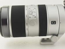 Sony G-Series 70-400mm f/4.0-5.6 SSM  Japan Amount A99 Excellent SAL70400G #664