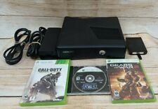 New listing Microsoft Xbox 360 Slim 250Gb Model 1439 Console System Bundle Tested & Works