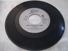 45 tours Jean-Jacques Goldman - Compte pas sur moi (sans pochette)
