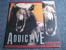 Addictive-Pity of Man LP-1990 Germany-Trash Metal-33 U/min-Album-Rattlesnake