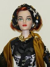 Gene Doll, Paris Festival Madra, Re-dressed, Original Shoes & Stole, Box As Is