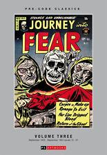 Pre Code Classics Journey into Fear #3 HC