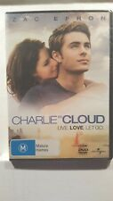 Charlie St. Cloud [DVD] NEW & SEALED, Region 4, FREE Next Day Post from NSW