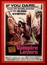 HAMMER HORROR - Series 2 - Card #118 - The Vampire Lovers - Ingrid Pitt