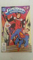 Superman Adventures #31 May 1999 DC Comics Millar Amancio Austin