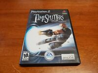 Timesplitters Future Perfect (Playstation 2) PS2 Original Case & Artwork Only