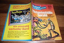 ATLAN exclusiv  # 245 -- MUTANTENHÖLLE SARUHL //  1. Auflage 1976