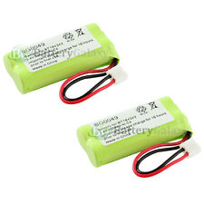 2 NEW Cordless Home Phone Rechargeable Battery for Uniden BT-101 BT-1011 HOT!