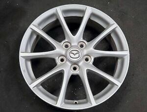 """17"""" 17x7 Mazda MX-5 MX5 Miata OEM 64923 Wheel 2009 2010 2011 2012 2013 2014 2015"""