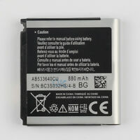 100% New Battery For Samsung C3110 S3710 G400 G500 F469 F268 G600 3600c