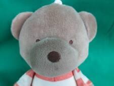 Target Best Made Toys Circo Brown Corduroy Teddy Bear Soft Plush Stuffed Animal