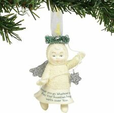 Snowbabies - Guardian Peace Angel Hanging Ornament Figurine