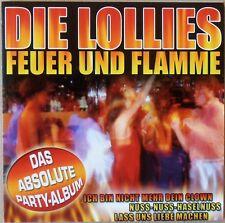 Die Lollies - Feuer und Flamme - CD