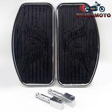 Rear Passenger Floorboard for Honda MAGNA VF 250 750 Yamaha V-STAR XVS 400 650