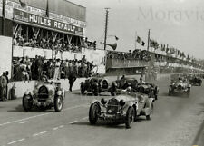 """Photographie,  """"Les 24 heures du Mans"""",  1934    /    15 x 20"""